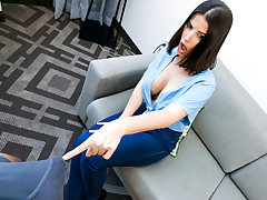 Later, Lasirena69's stepson reveals that he accidentally took a lot of Viagra. The only way to send away that firm on is to fuck his super-hot stepmom. A duo days later, the fuckin' Cougars stepson is moving out of the house. Lasiren69 screws him on