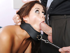 Adorable young gorgeous gf Blair Summers receives a real penalty from her boyfriends man sausage by demolishing her tight honeypot after she was caught cuckold with another guy.